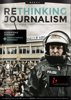 Rethinking Journalism 2014 Magazine